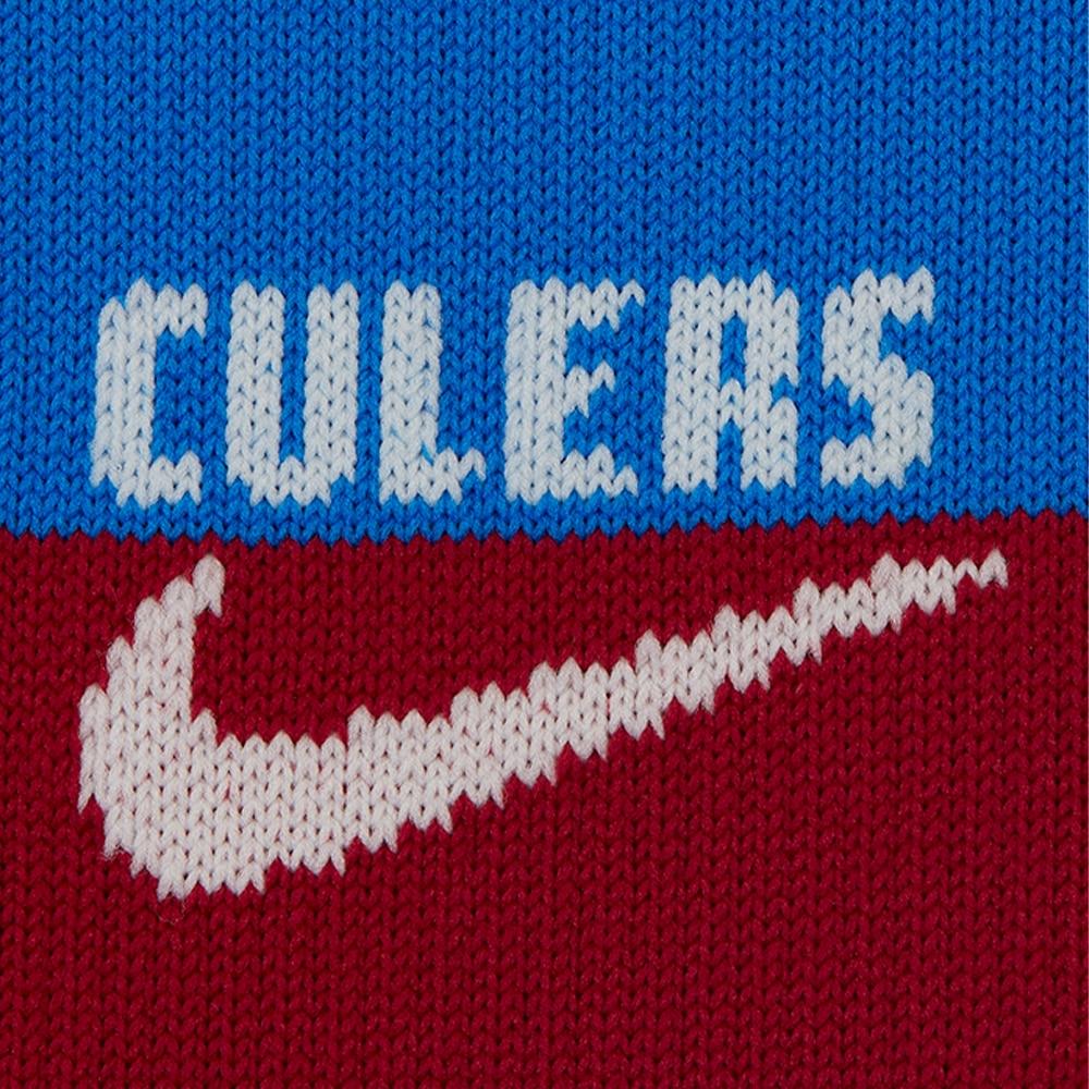 Nike FC Barcelona Fotballstrømper 21/22 Hjemme