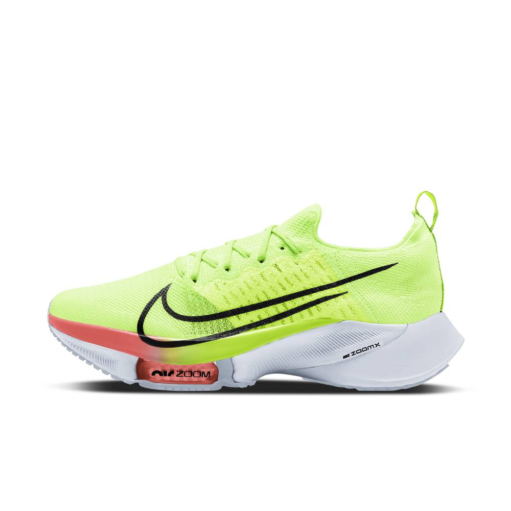 Nike Air Zoom Tempo Next% Flyknit Joggesko Herre Volt