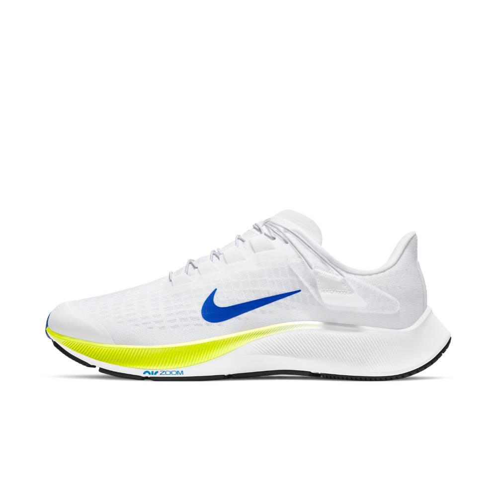 Nike Air Zoom Pegasus 37 Flyease Joggesko Herre Hvit