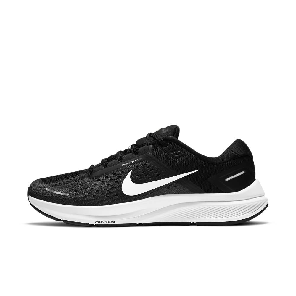 Nike Air Zoom Structure 23 Joggesko Herre Sort