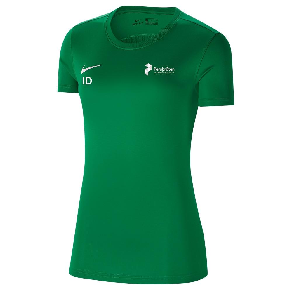 Nike Persbråten VGS Treningstrøye Dame Grønn