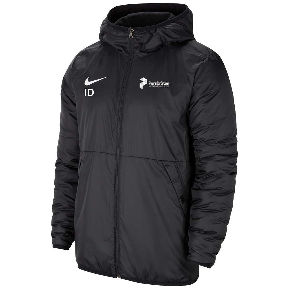 Nike Persbråten VGS Høstjakke Sort