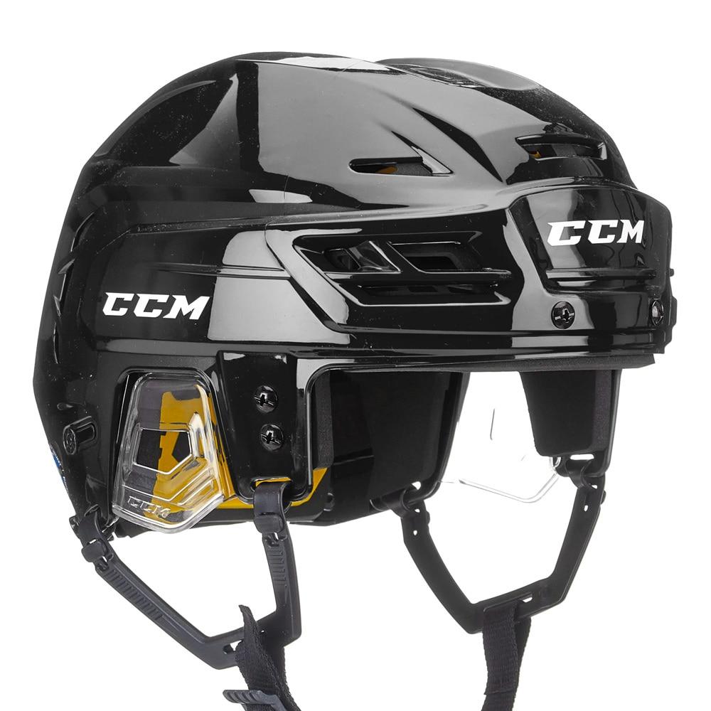 Ccm Tacks 210 Hockeyhjelm Svart