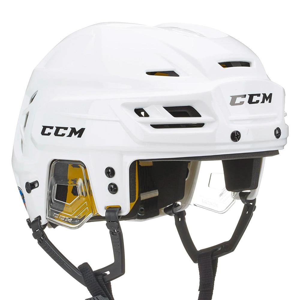 Ccm Tacks 210 Hockeyhjelm Hvit