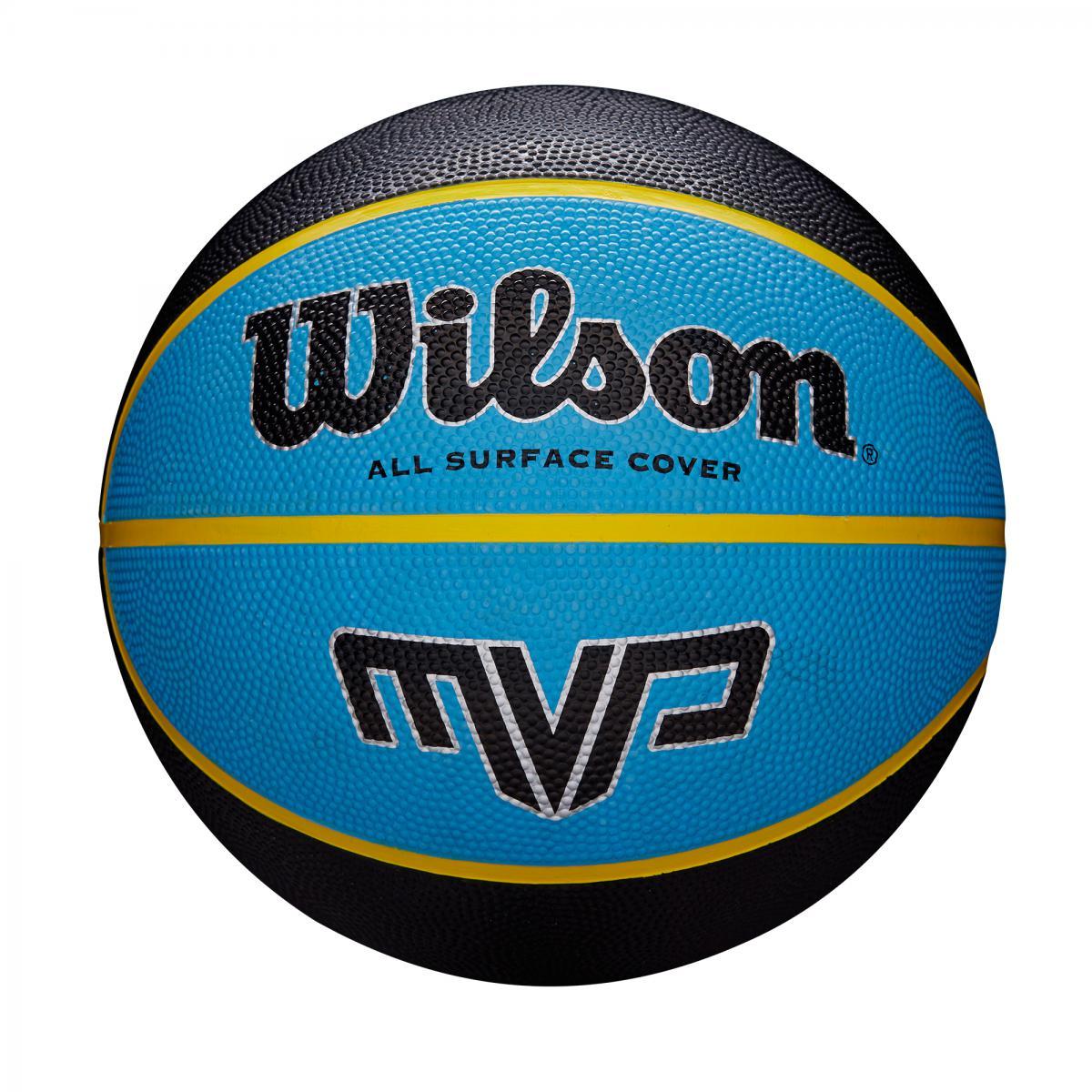 Wilson MVP 295 Basketball Blå/Sort