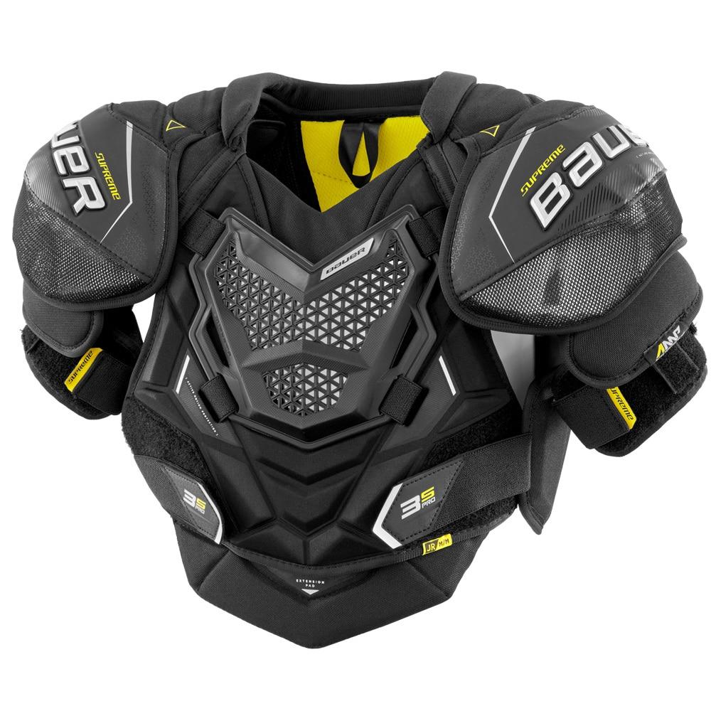 Bauer Supreme 3S PRO Junior Skulderbeskyttelse Hockey