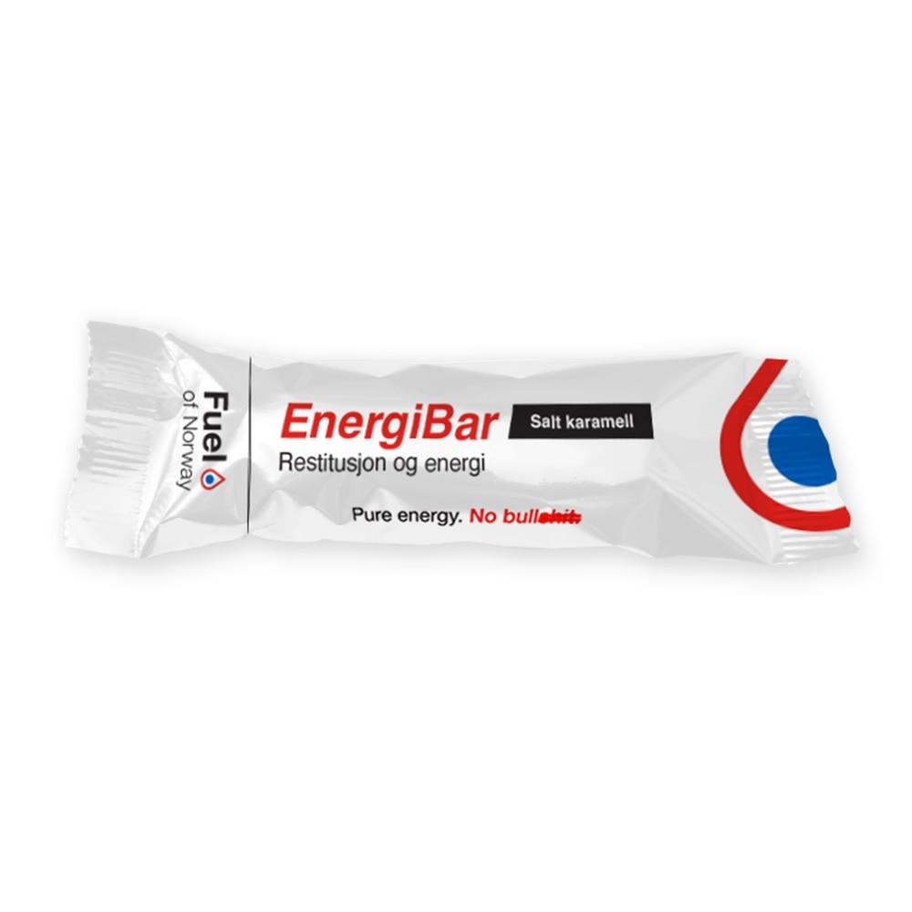 Fuel of Norway Energibar Salt Karamell