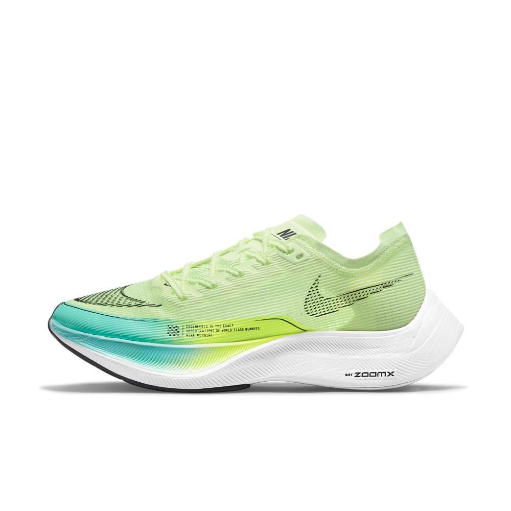 Nike ZoomX Vaporfly Next% 2 Joggesko Dame Volt