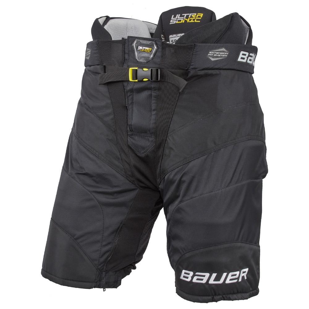 Bauer Supreme Ultrasonic Hockeybukse Svart