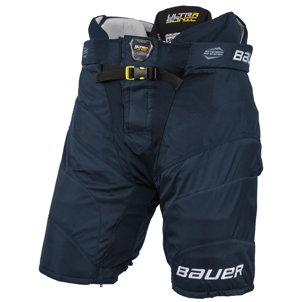 Bauer Supreme Ultrasonic Hockeybukse Marine