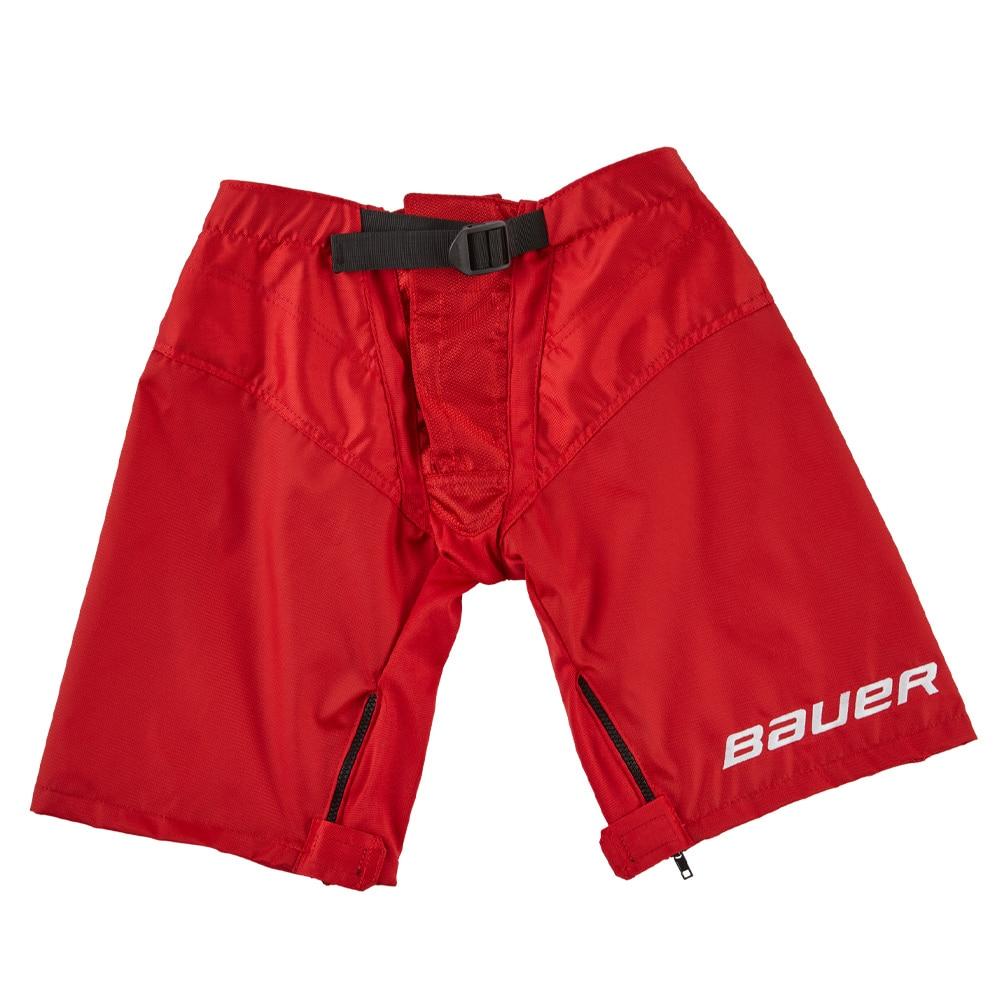 Bauer S21 Overtrekk Hockeybukse Rød
