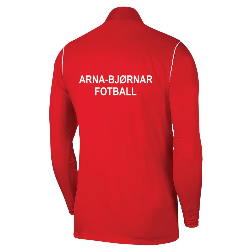 Nike Arna-Bjørnar Regnjakke Barn Rød