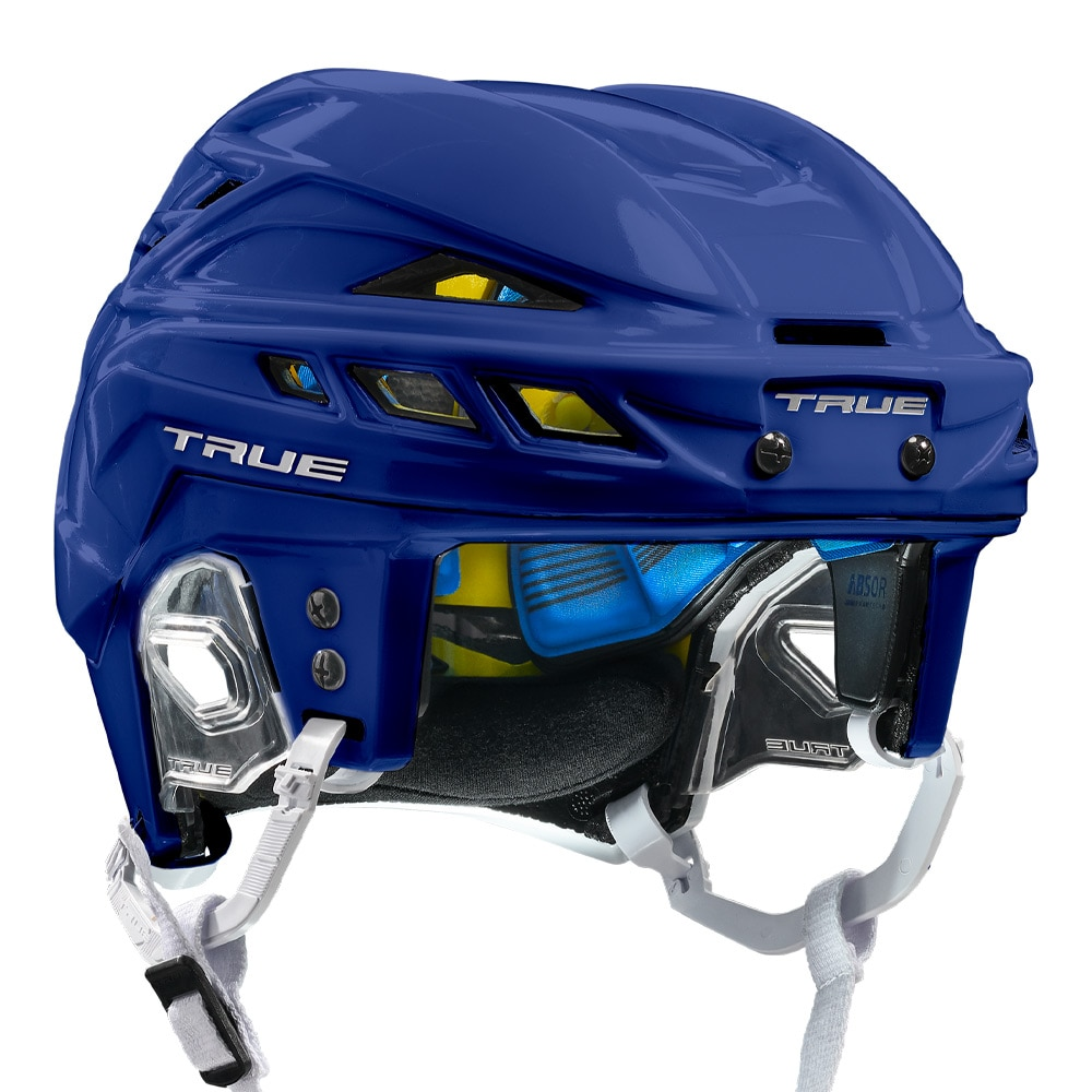 True Dynamic 9 Pro Hockeyhjelm Blå