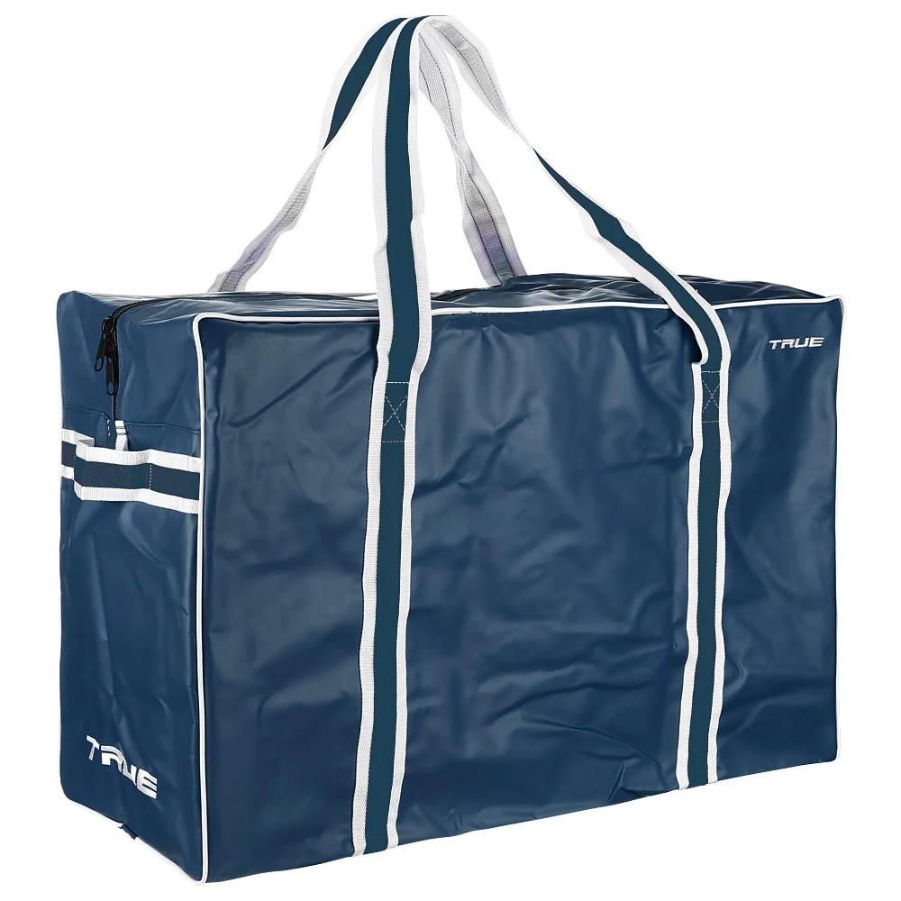 True Pro Hockeybag Marine/hvit