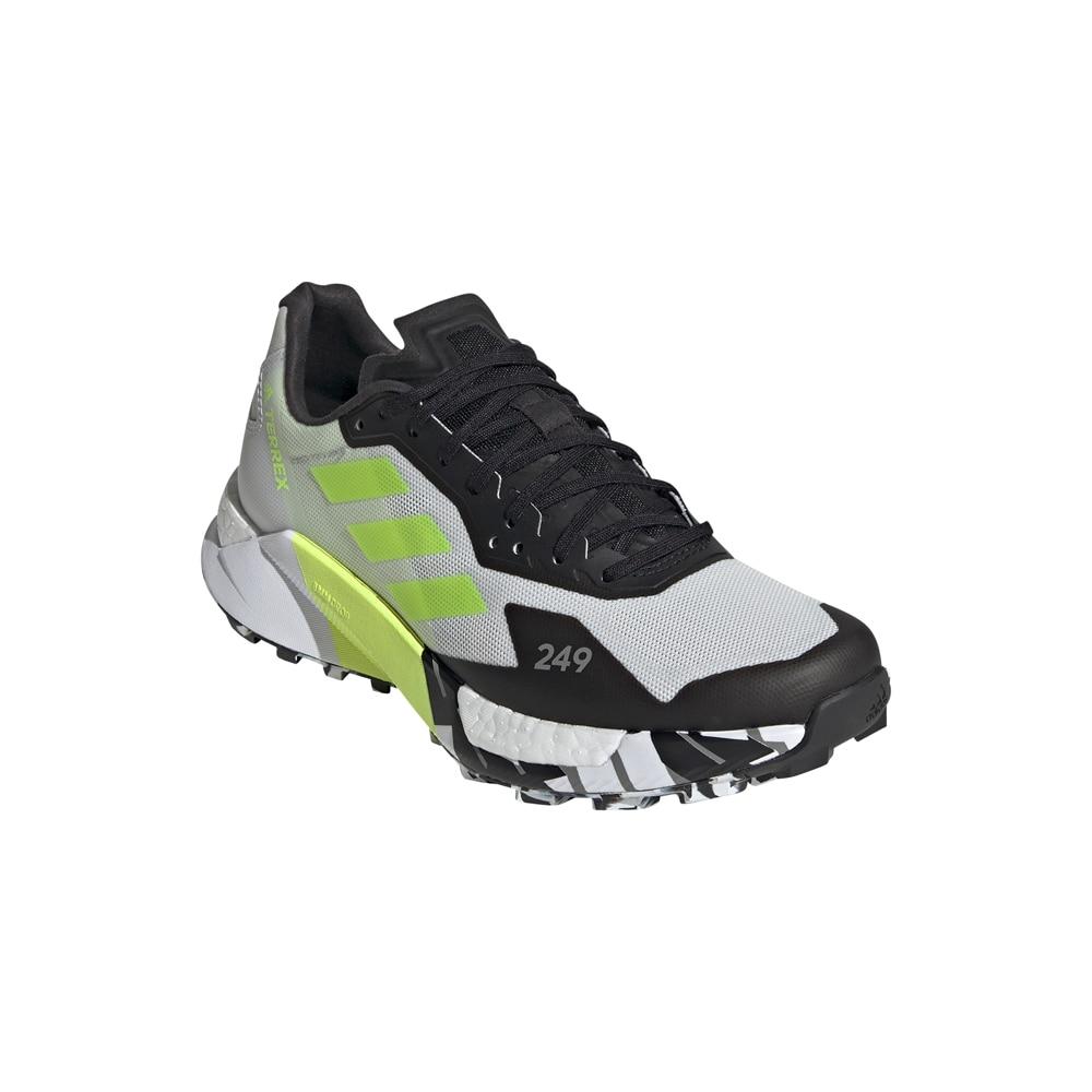 Adidas Terrex Agravic Ultra Joggesko Dame Sort/Volt