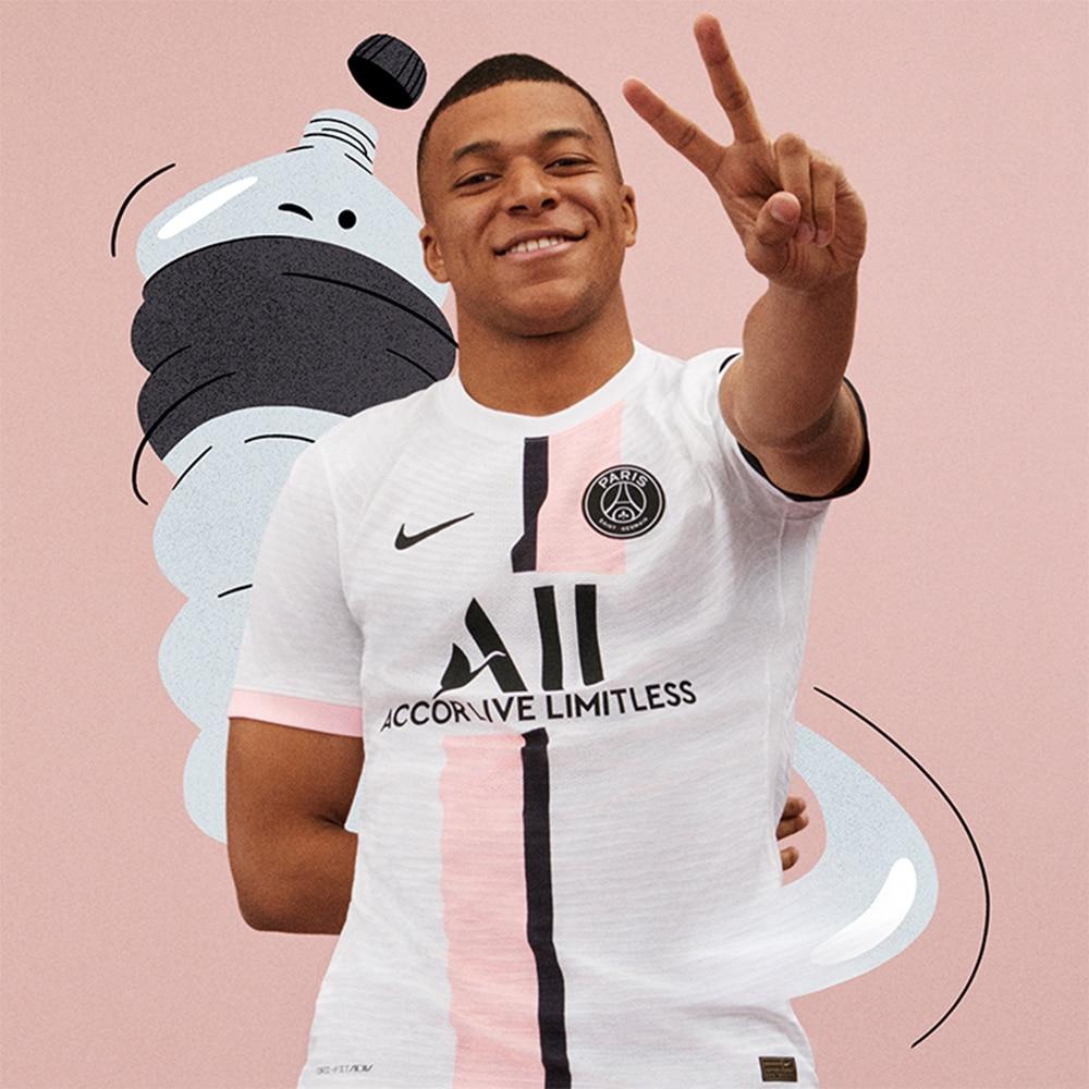 Nike PSG Fotballdrakt 21/22 Borte