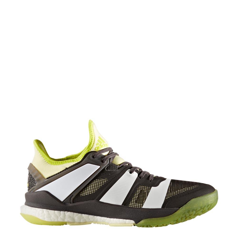 Adidas Stabil X Hallsko Dame Sort