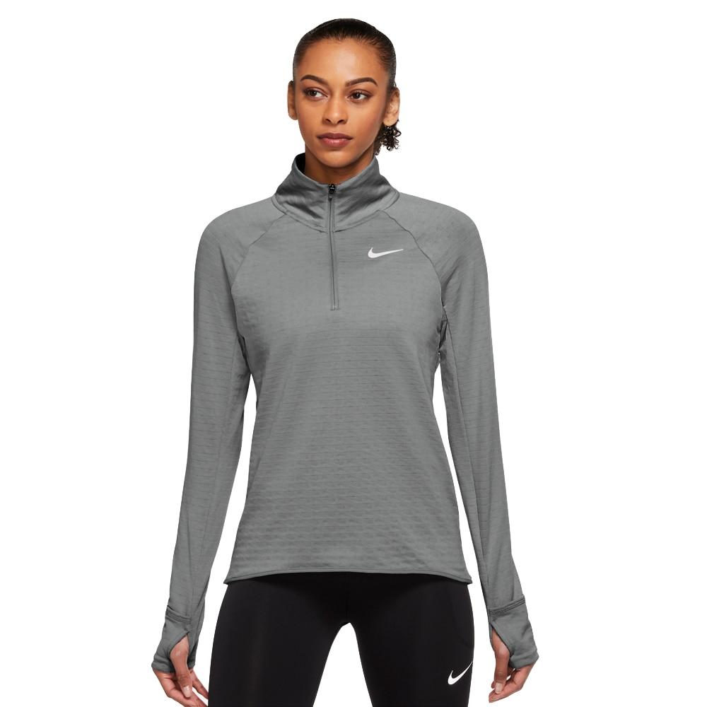 Nike Therma-FIT Element Treningsgenser Dame Grå