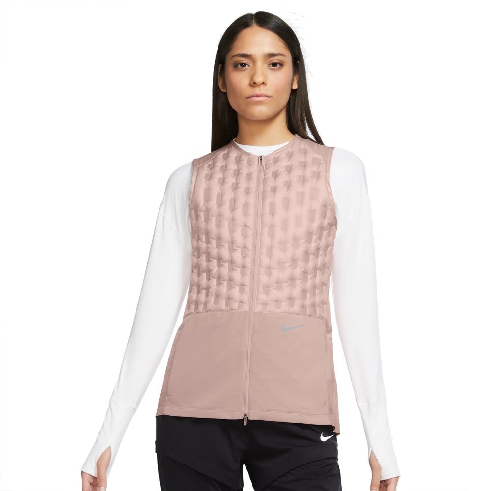 Nike Therma-ADV Vest Dame Rosa