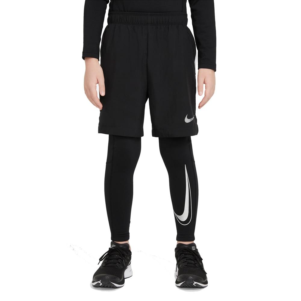 Nike Pro Tights Barn Sort