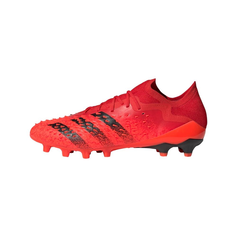 Adidas Predator Freak .1 AG Low Fotballsko Meteorite Pack