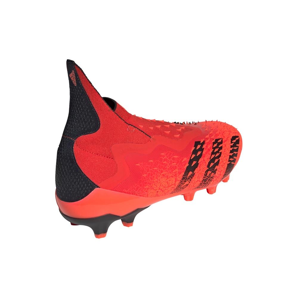 Adidas Predator Freak + AG Fotballsko Meteorite Pack