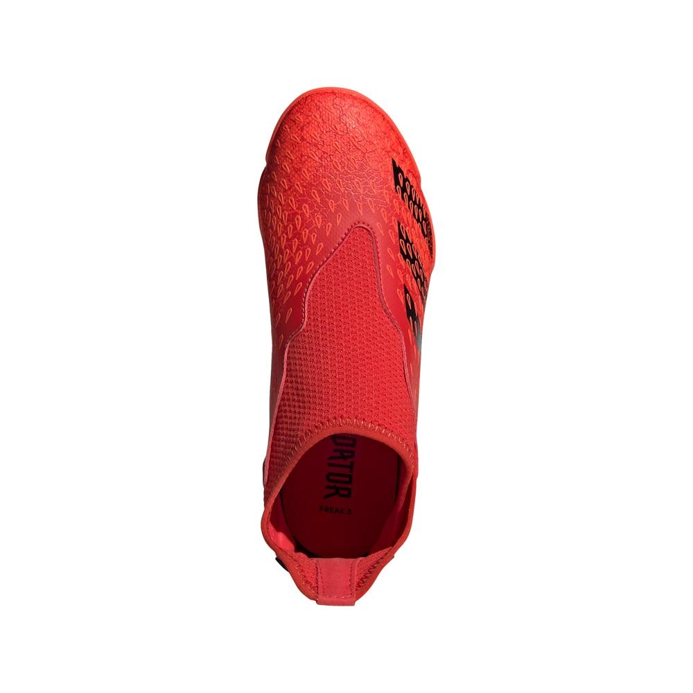 Adidas Predator Freak .3 Laceless TF Fotballsko Barn Meteorite Pack
