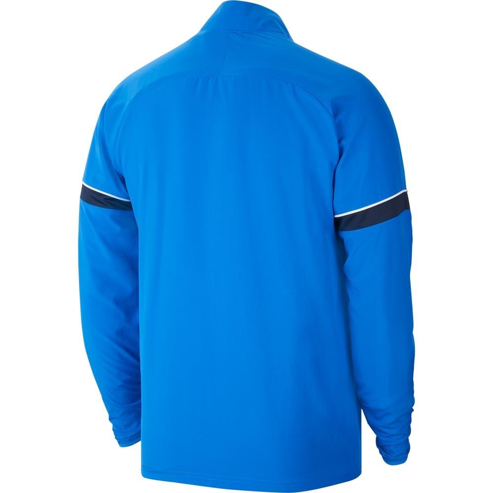 Nike Academy 21 Treningsjakke Woven Blå