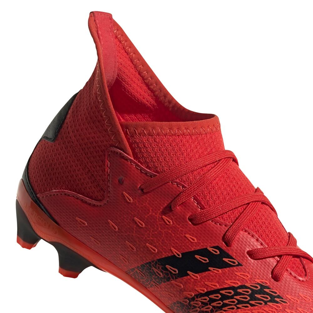 Adidas Predator Freak .3 MG Fotballsko Barn Meteorite Pack