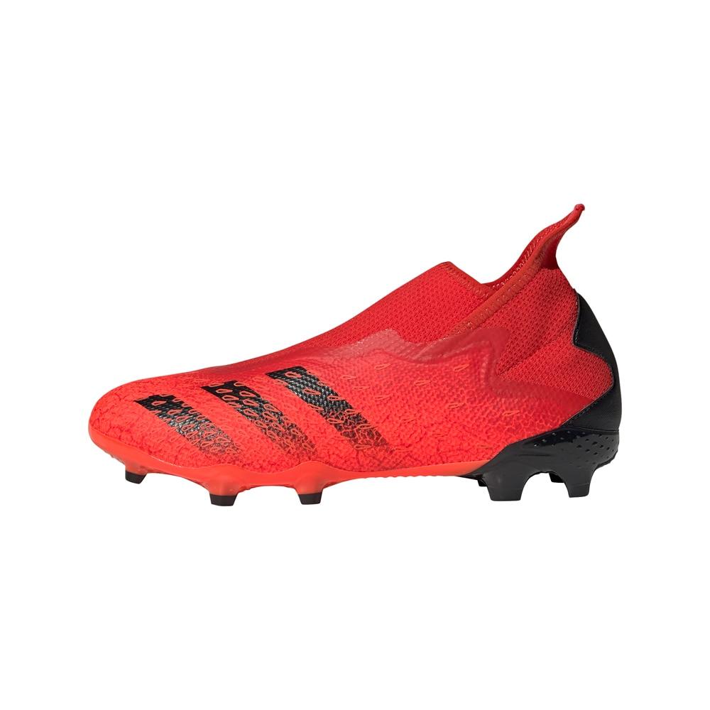 Adidas Predator Freak .3 Laceless FG/AG Fotballsko Meteorite Pack