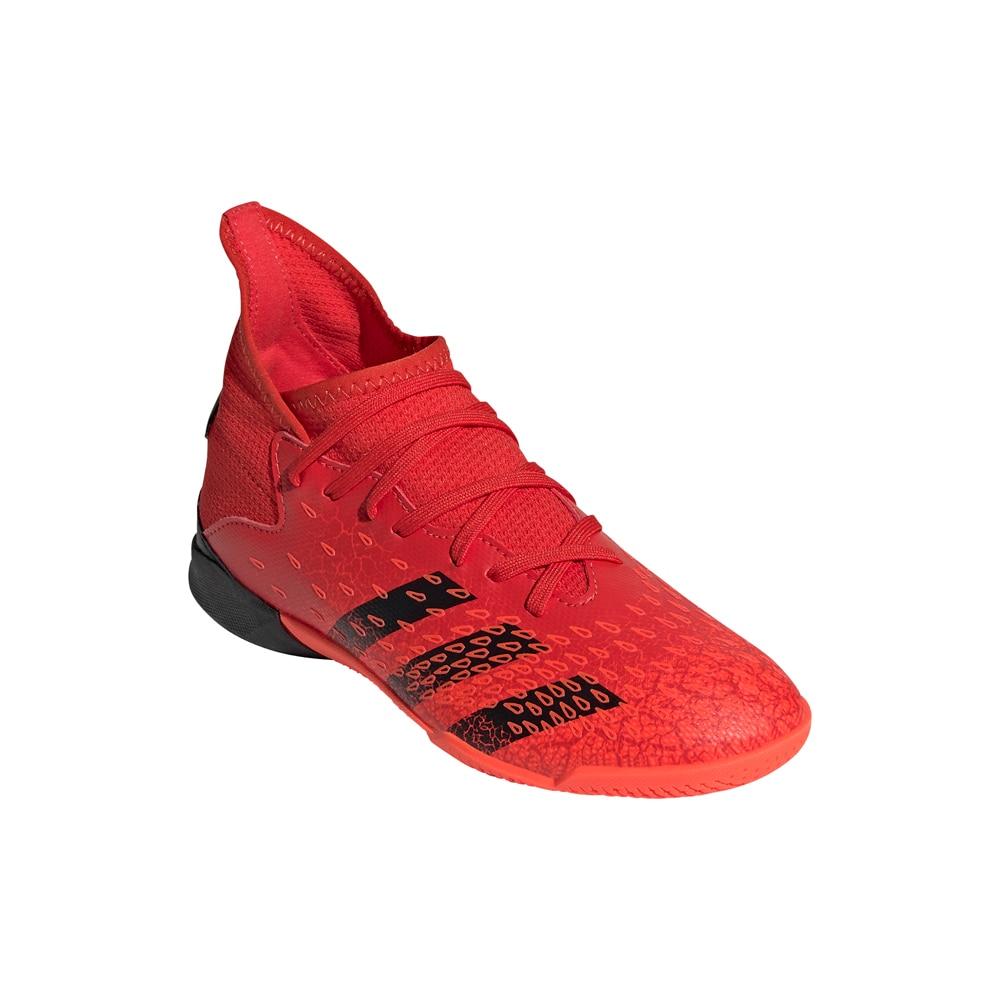 Adidas Predator Freak .3 IN Futsal Innendørs Fotballsko Barn Meteorite Pack