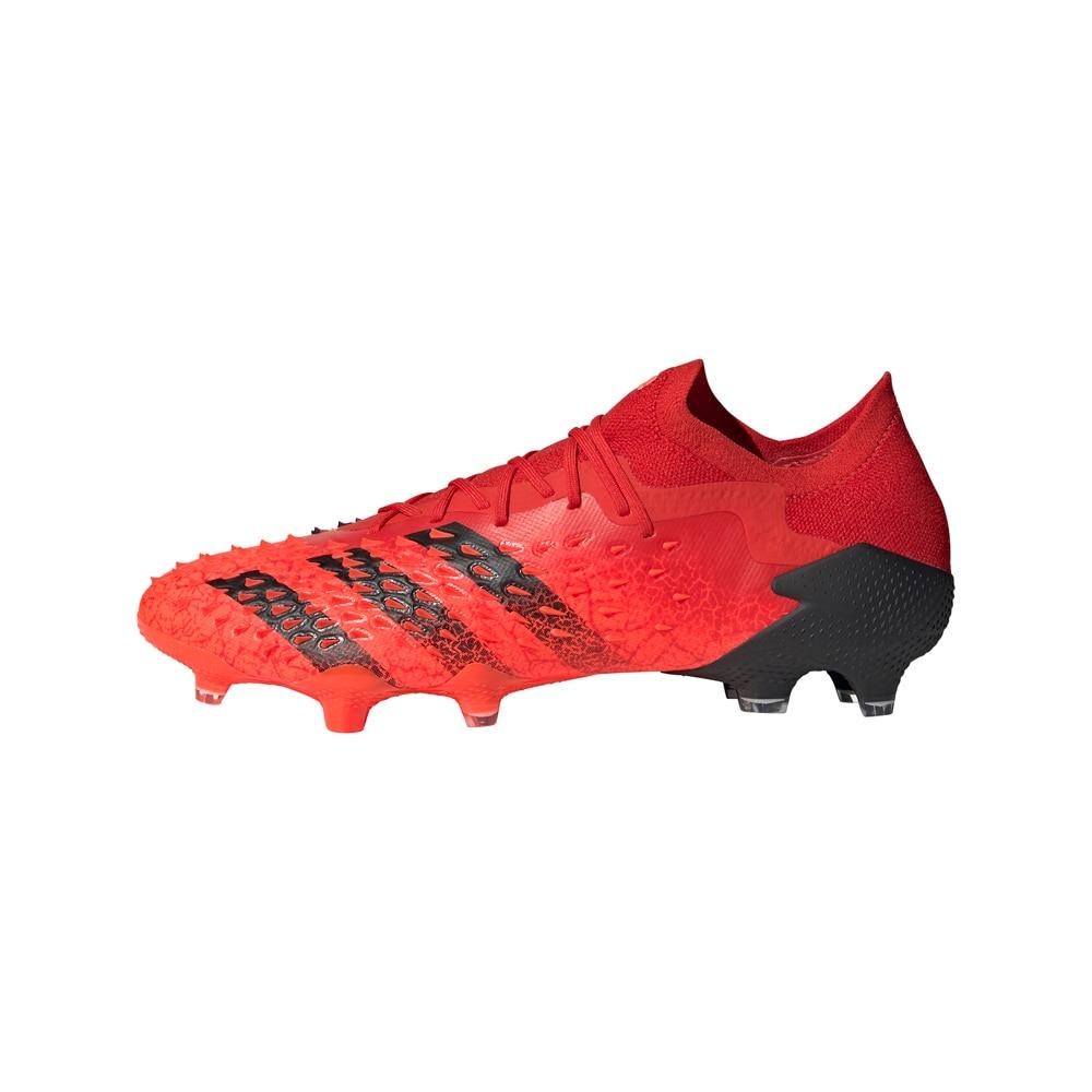 Adidas Predator Freak .1 FG/AG Low Fotballsko Meteorite Pack