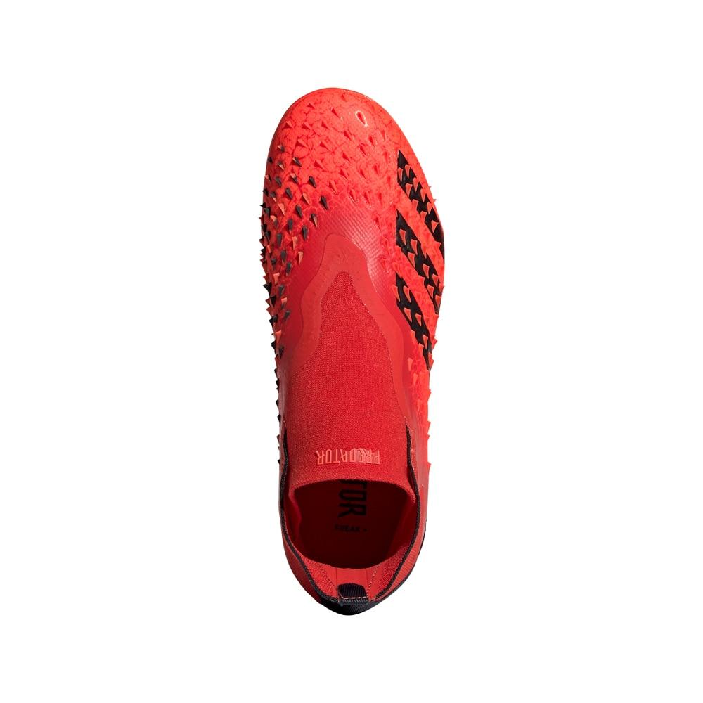Adidas Predator + FG/AG Fotballsko Barn Meteorite Pack
