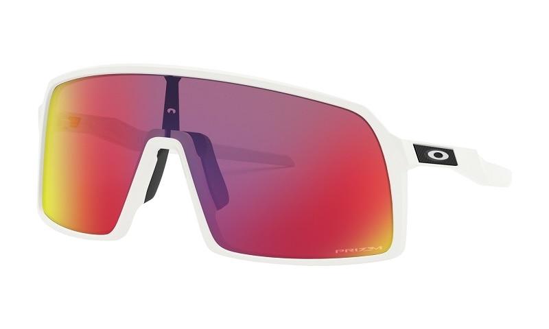 Oakley Sutro Prizm Mtt Solbriller White