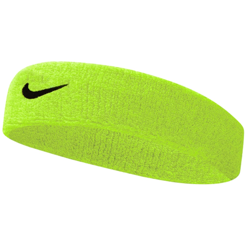 Nike Swoosh Headband Neongul