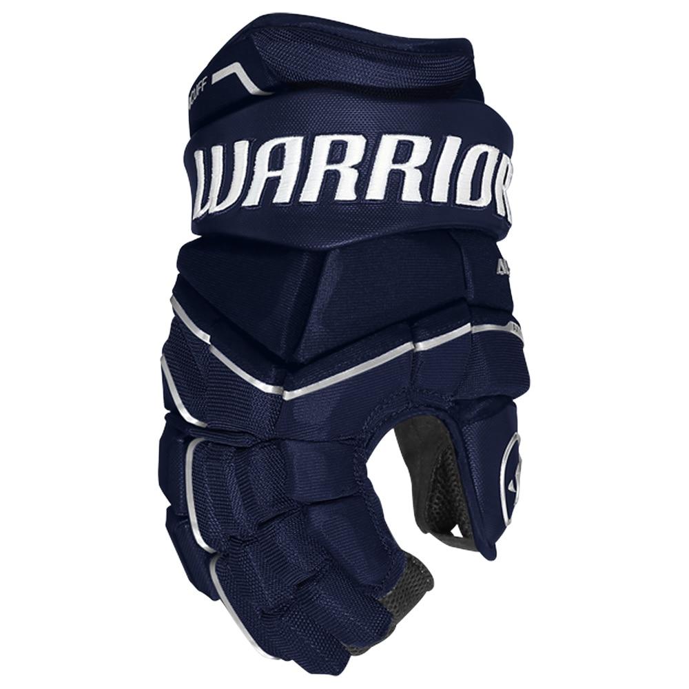 Warrior Alpha LX PRO Hockeyhanske Marine