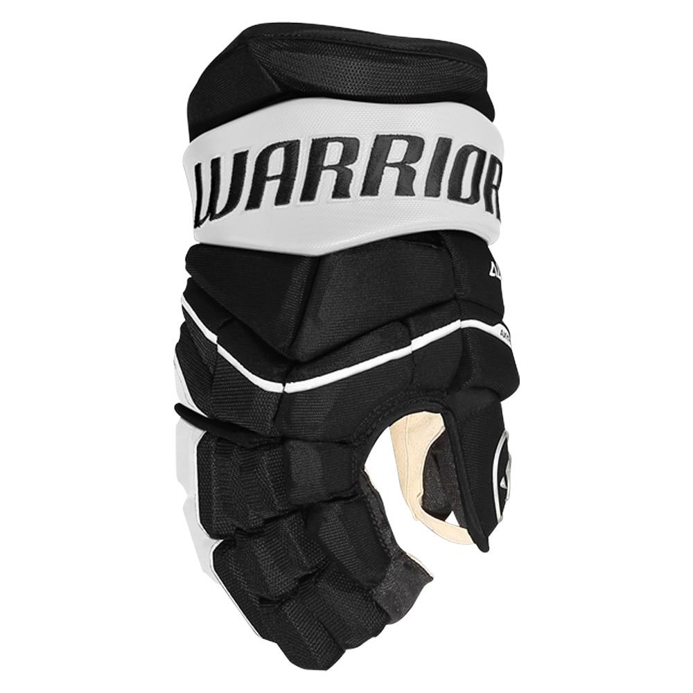 Warrior Alpha LX 20 Hockeyhanske Svart/Hvit