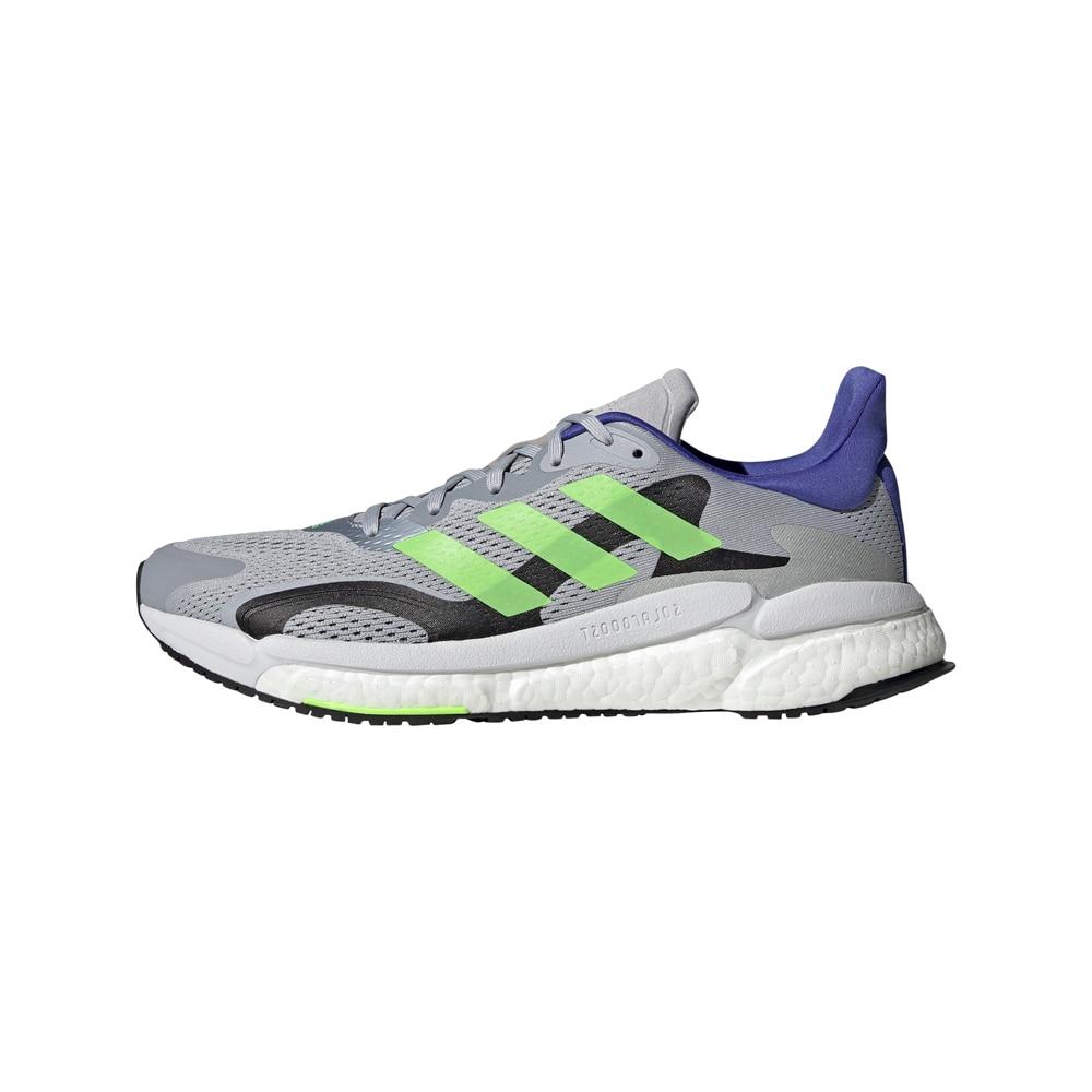 Adidas Solar Boost 3 Joggesko Herre Grå