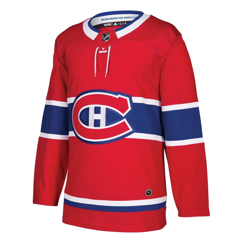 Adidas NHL Authentic Pro Hockeydrakt Montreal Canadiens Hjemme