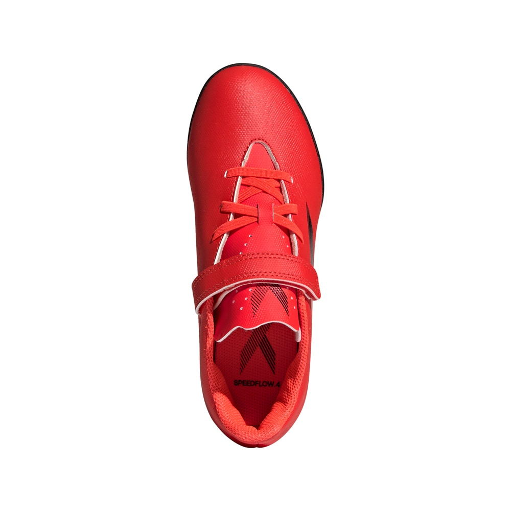 Adidas X Speedflow.4 TF Fotballsko Barn Meteorite Pack