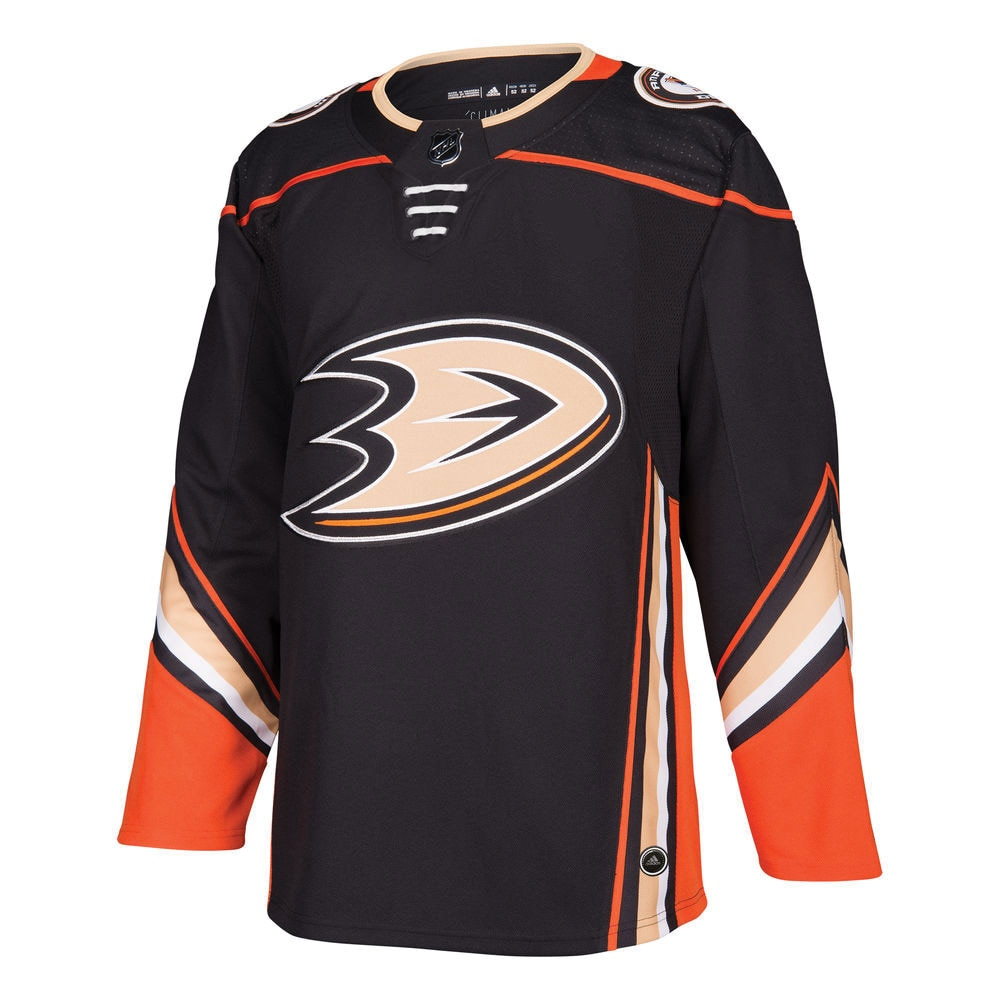 Adidas NHL Authentic Pro Hockeydrakt Anaheim Ducks Hjemme