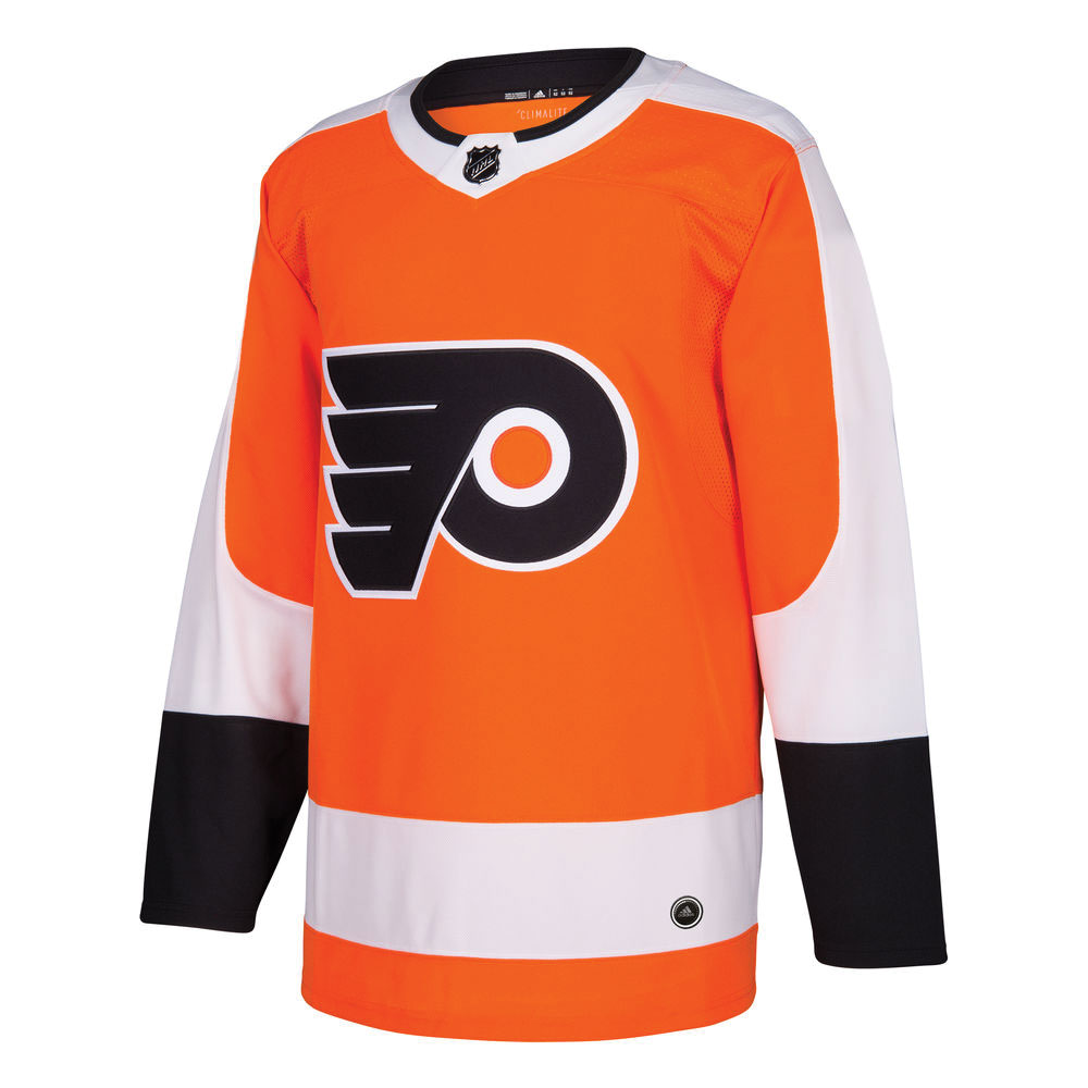 Adidas NHL Authentic Pro Hockeydrakt Philadelphia Flyers Hjemme