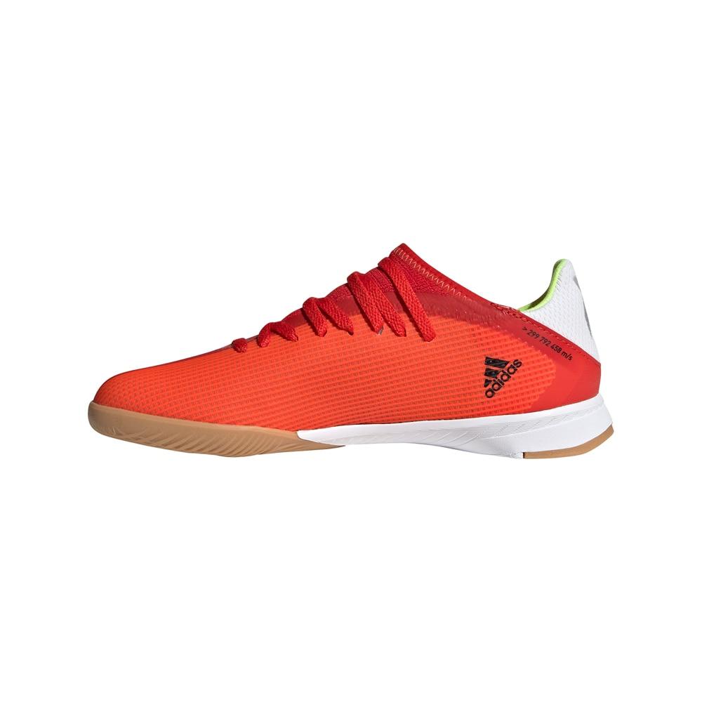 Adidas X Speedflow.3 IN Futsal Innendørs Fotballsko Barn Meteorite Pack