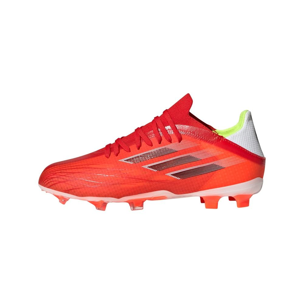 Adidas X Speedflow.1 FG/AG Fotballsko Barn Meteorite Pack