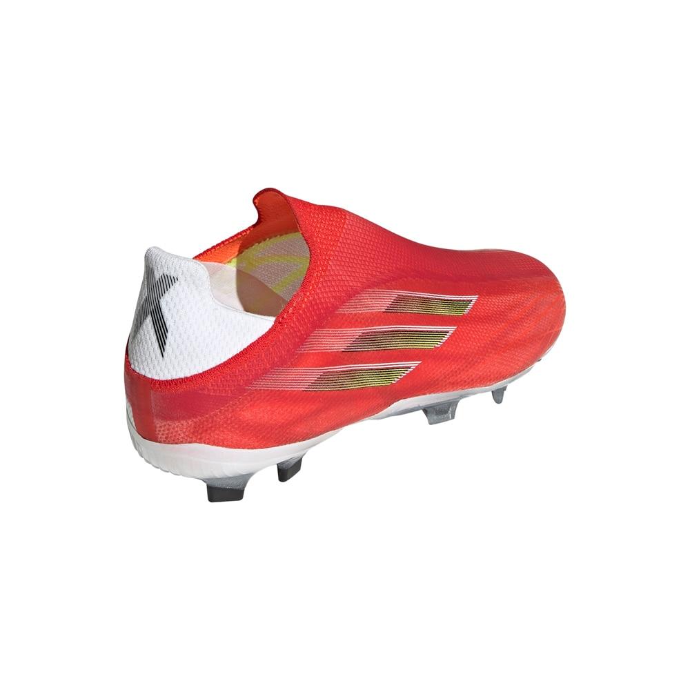 Adidas X Speedflow+ FG/AG Fotballsko Barn Meteorite Pack