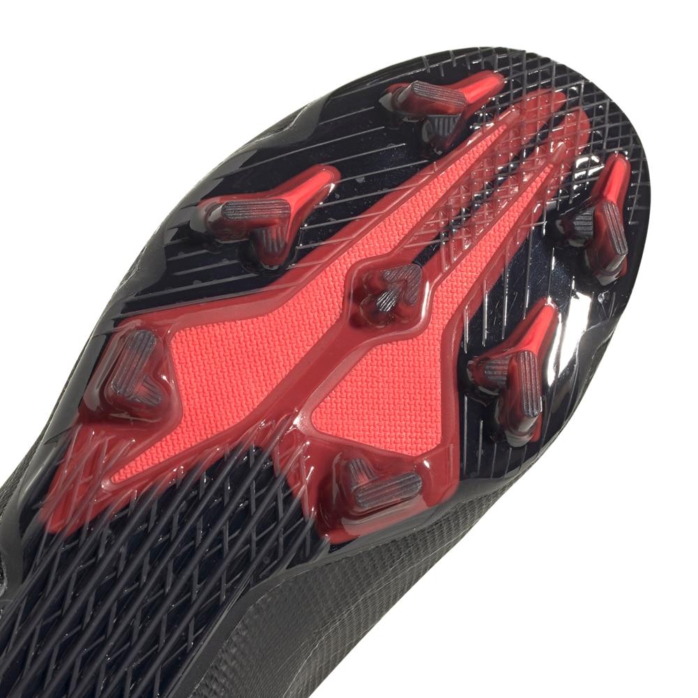 Adidas X Speedflow+ FG/AG Fotballsko Barn Escapelight Pack
