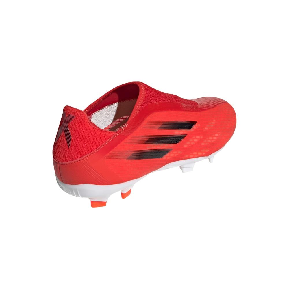 Adidas X Speedflow.3 Laceless FG/AG Fotballsko Meteorite Pack