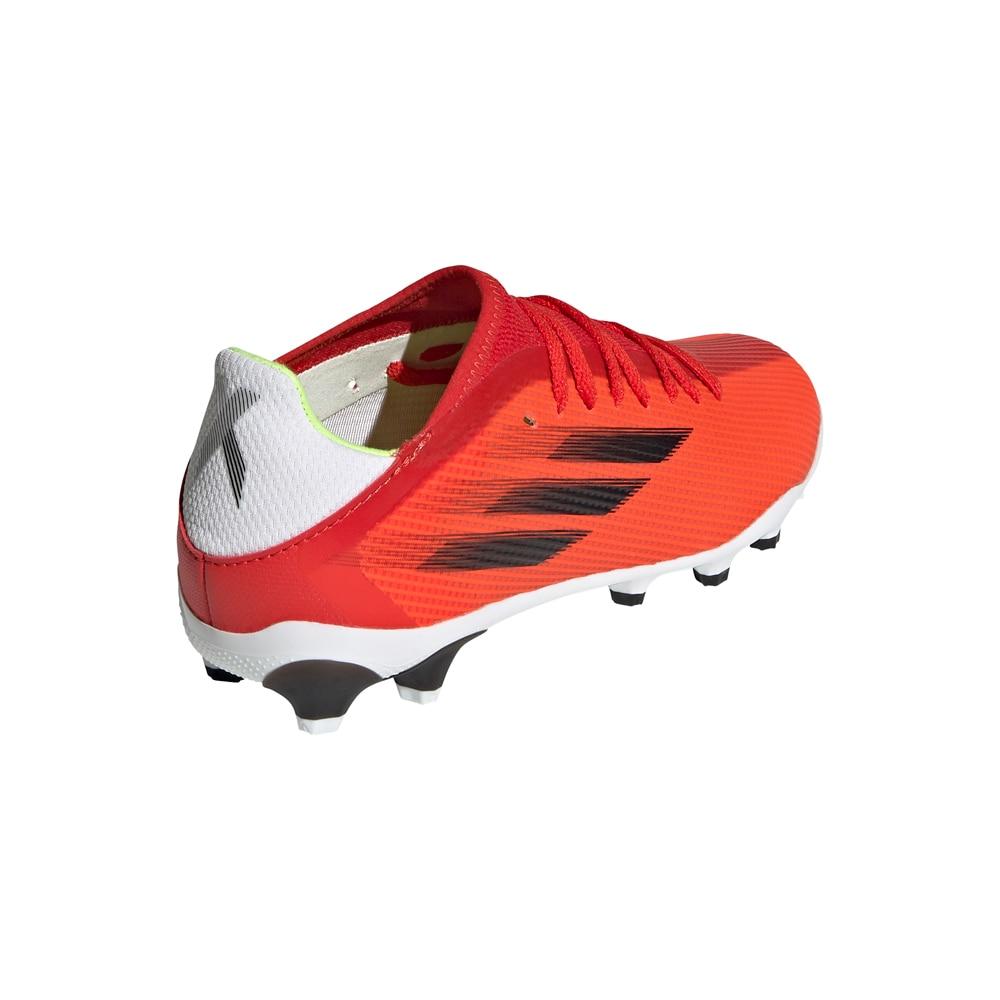 Adidas X Speedflow.3 MG Fotballsko Barn Meteorite Pack