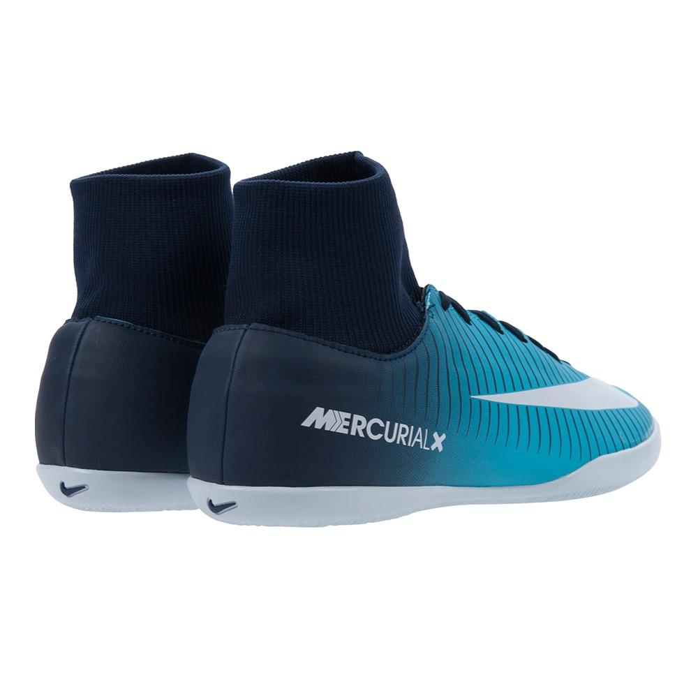 Nike MercurialX Victory VI DF IC Futsal Innendørs Fotballsko Play Ice