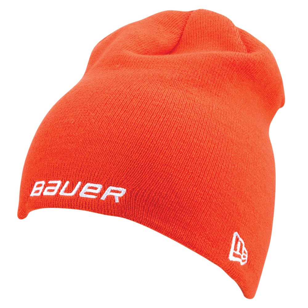 Bauer New Era Knit Toque Lue Oransje
